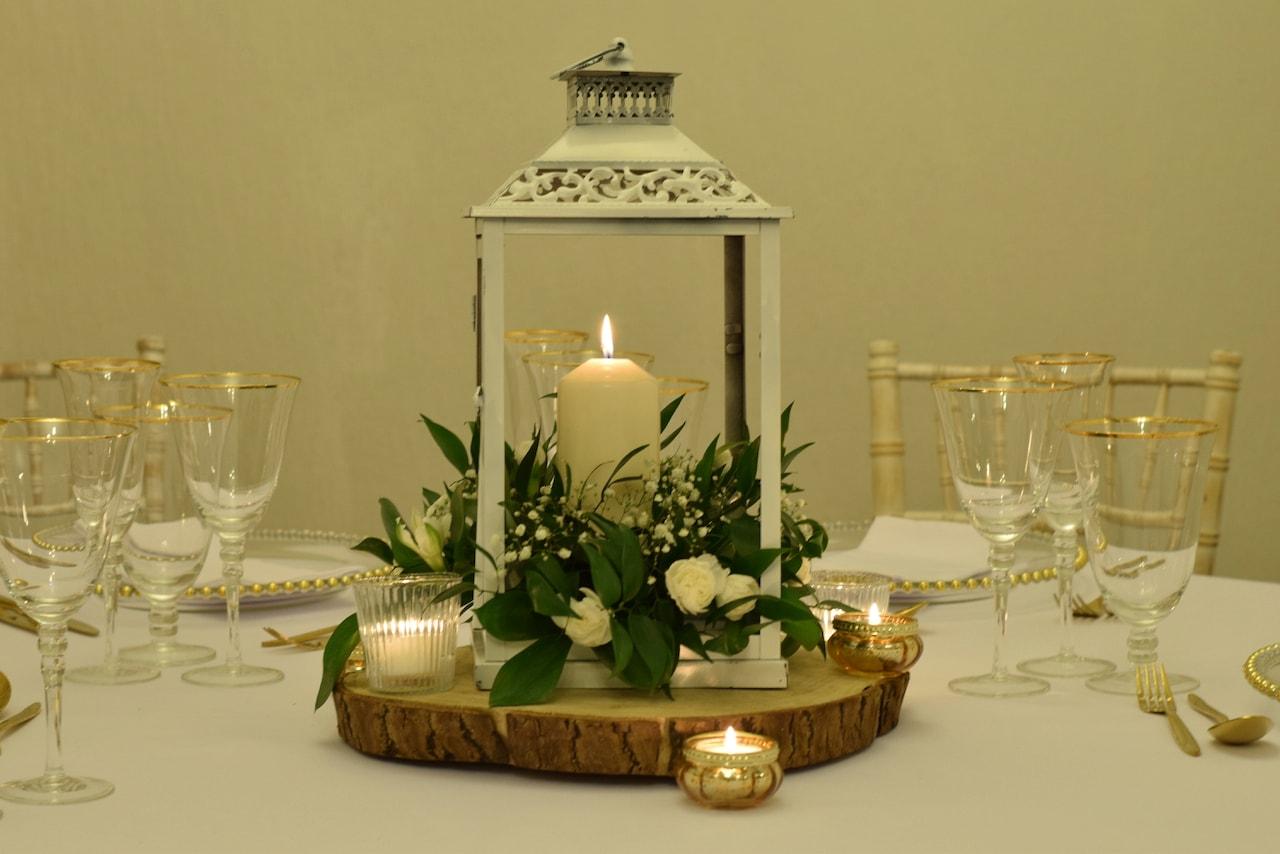 Lantern Centrepiece